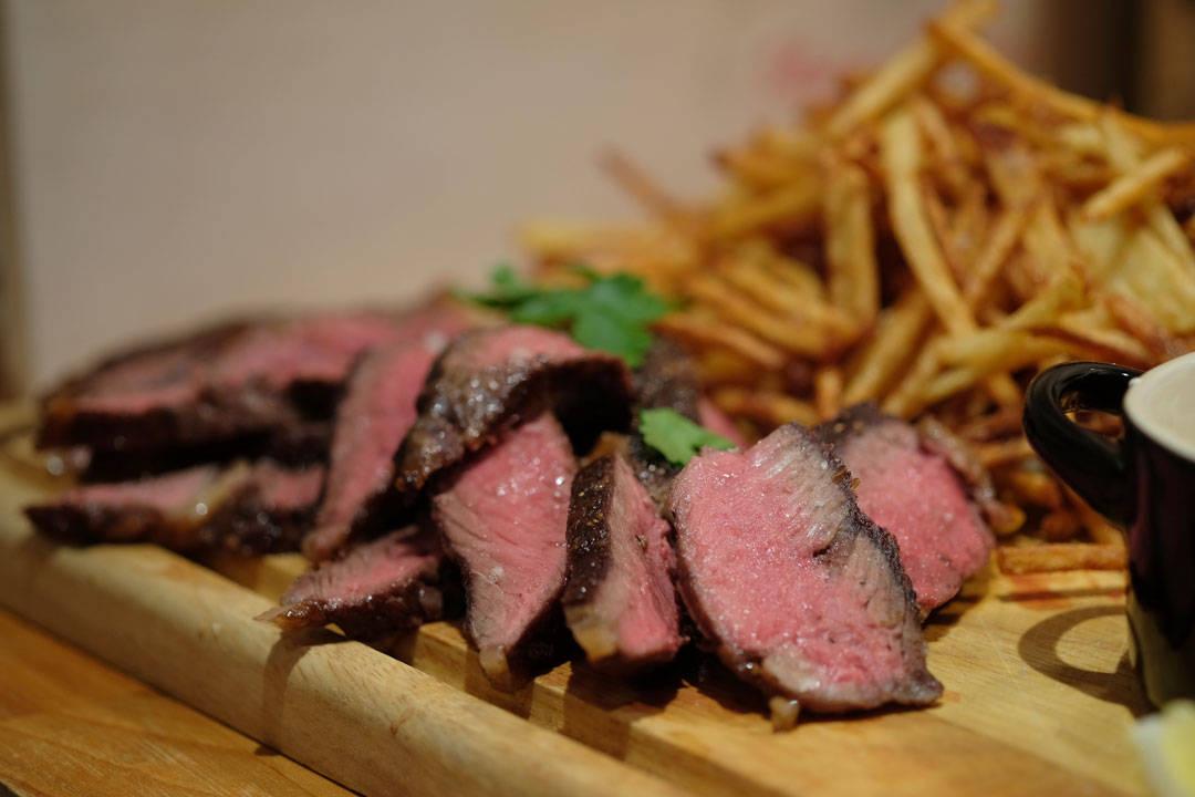 Lekkert kjøtt, eller hva?