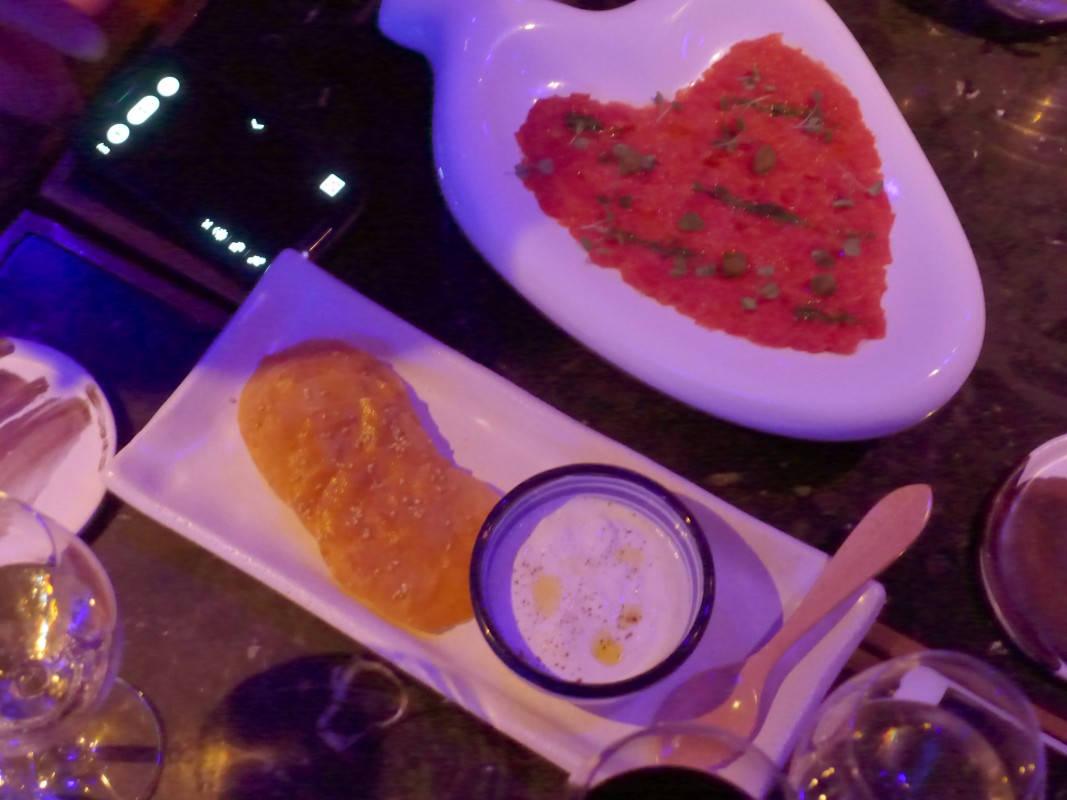 Tartar? Nei, det er tomat.