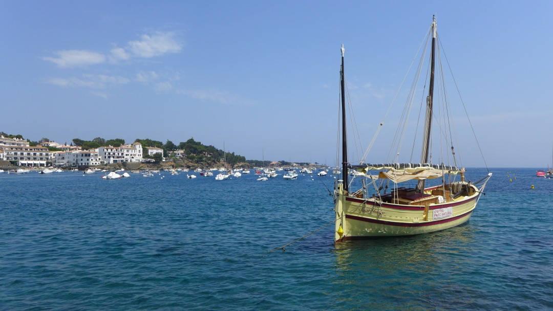 Utsikt fra El Pescador.