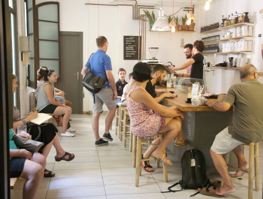 J49A2268 - Mine favorittrestauranter i Barcelona