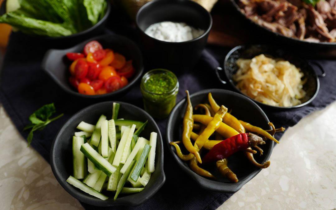 L1120136 1080x675 - Påskemeny: Vafler til forrett og kebab til hovedrett