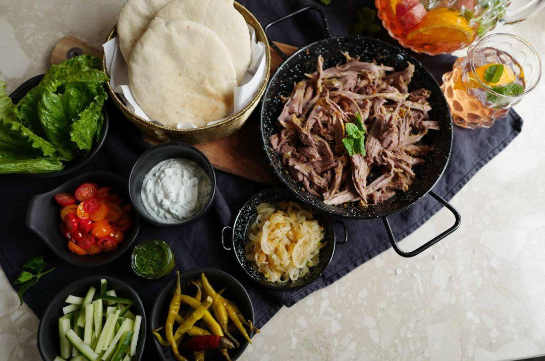 L1120137 1080x716 - Påskemeny: Vafler til forrett og kebab til hovedrett