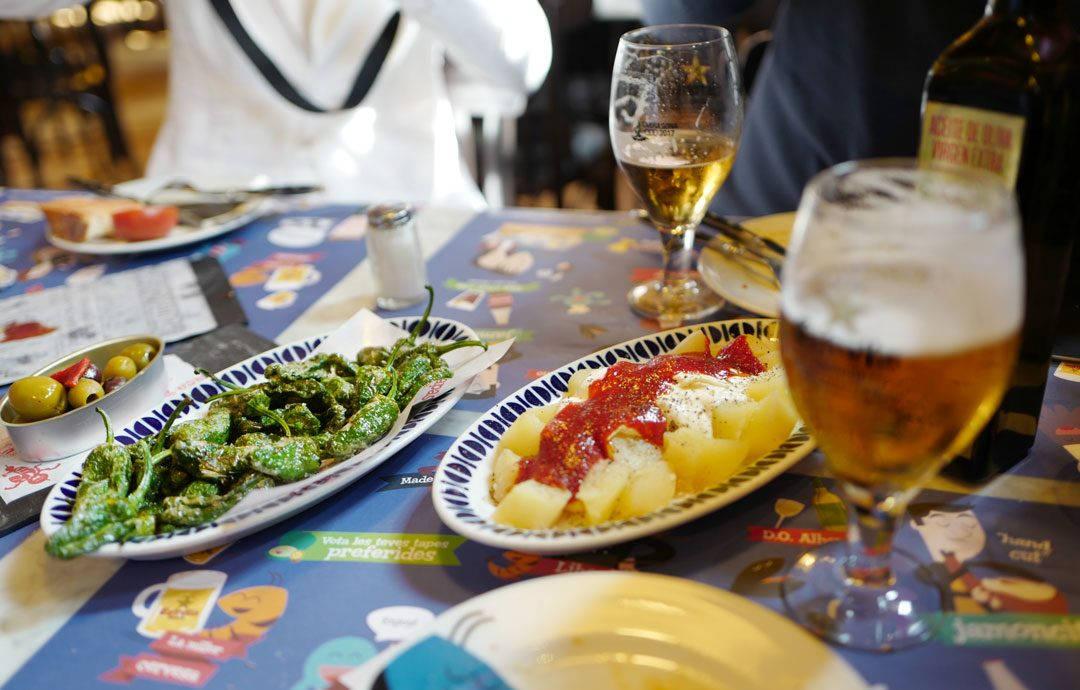 L1150128 1080x690 - Mine favorittrestauranter i Barcelona