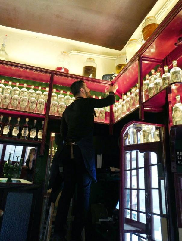 L1150213 - Norges beste bartender har åpnet bar i Barcelona