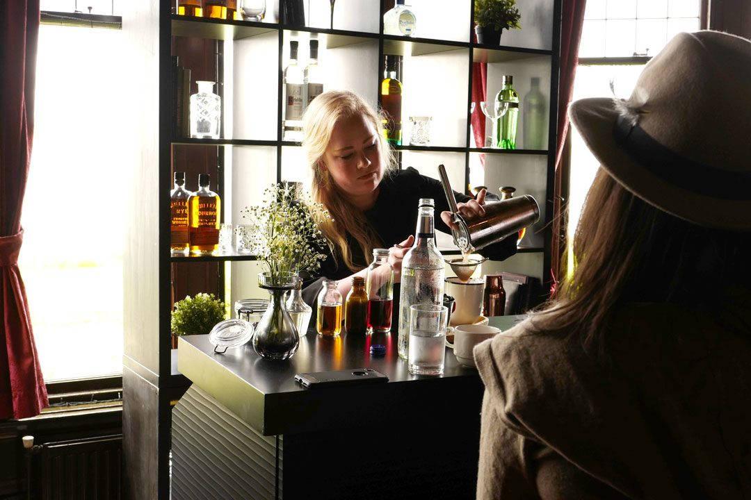 Julian er Norges beste bartender!
